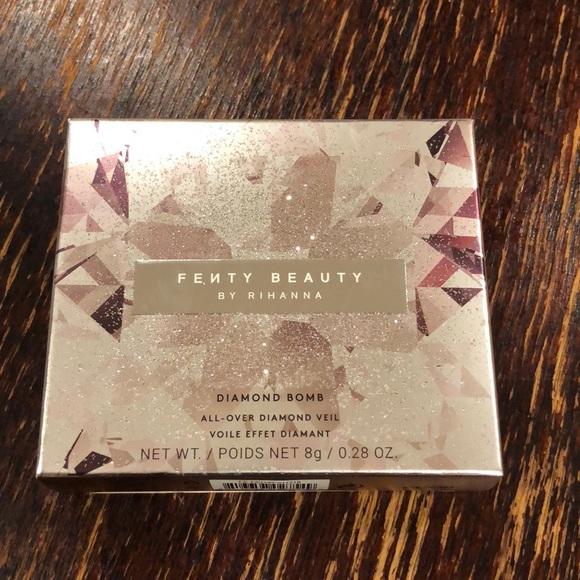 Diamond Bomb All Over Diamond Veil by Fenty Beauty #14